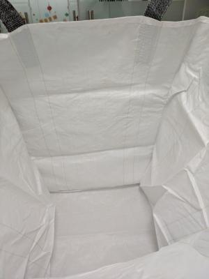 Bao jumbo trắng quai đen không xả đáy 80-90-140-1kg